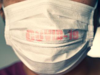 Coronavirus covid 19 infected patient
